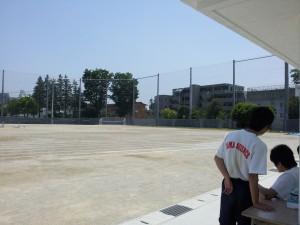 体育祭が今年6月に行われます(非公開)。