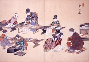 江戸時代の寺子屋 寺子屋で使われた教科書が『六諭衍義(りくゆえんぎ)』