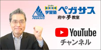 学習塾ペガサス府中夢教室YouTube
